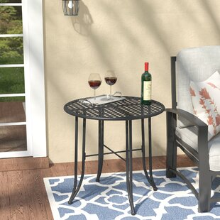 Inexpensive Dalmatia Bistro Table By Alcott Hill