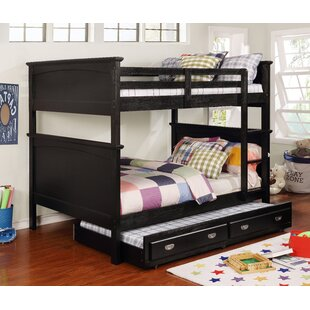 Check Prices Sultan Full-on-Full Bunk Bed by Harriet Bee Reviews (2019) & Buyer's Guide