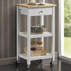 Horace Kitchen Cart by Zipcode Design Reviews