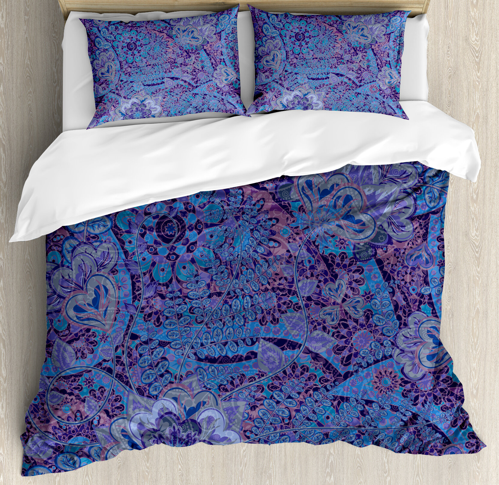 boho duvet quilt mandala throw covers cotton twin ombre cover indian doona pillow dp com with amazon