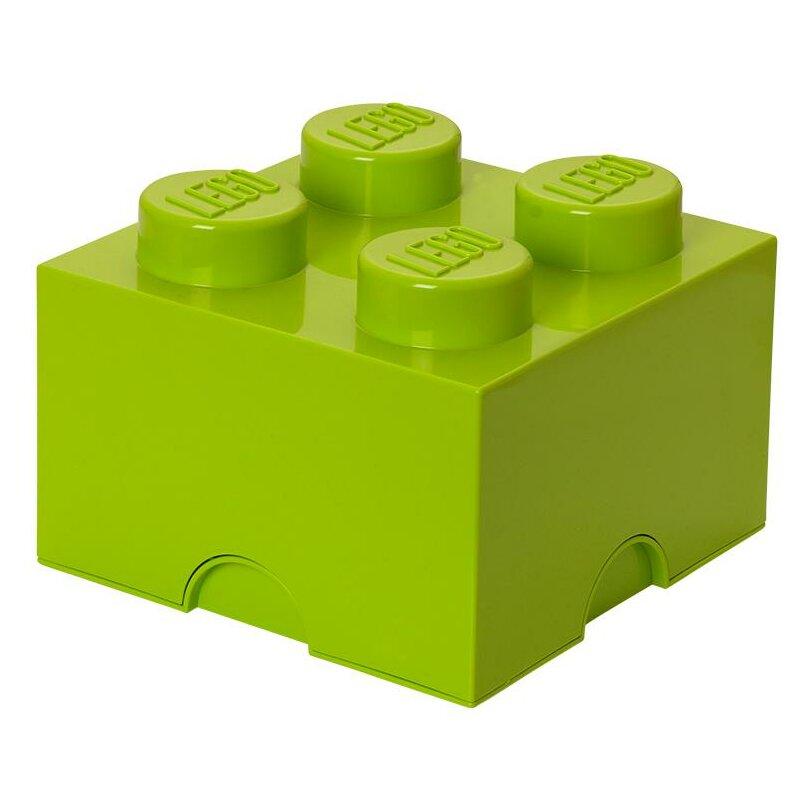 LEGO By Room Copenhagen Storage Brick 4 Toy Box U0026 Reviews | Wayfair