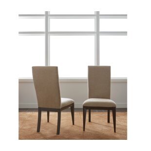 Coletta Upholstered Parsons Chair (Set of 2)