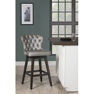 Church Strett Bar & Counter Stool Swivel Stool by Mercer41