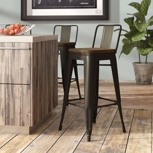 Gordon 26 Bar Stool (Set of 4) Trent Austin Design
