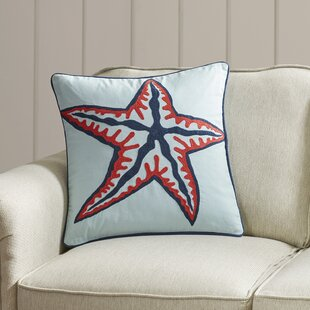 Mexia Abstract Starfish Pillow Cover