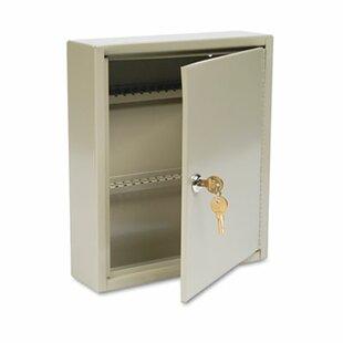 Steelmaster Uni-Tag Key Cabinet, 60-Key by MMF Industries