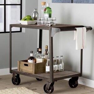 Yellowstone Bar Cart