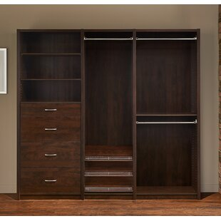 Bargain SpaceCreations 90 Closet System By ClosetMaid