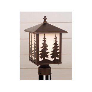 Josefina Tree Outdoor 1-Light Lantern Head By Loon Peak Outdoor Lighting