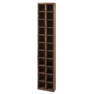 Brown Cube Unit Bookcase Trent Austin Design