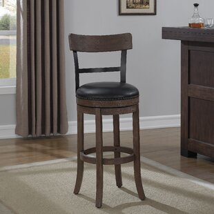 Shelbyville 26 Swivel Bar Stool