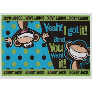 Great Price Bobby Jack Going Dotty Area Rug ByFun Rugs