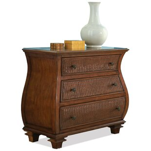 Leander 3 Drawer Chest
