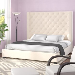 Compare prices Granville Upholstered Panel Bed by Brayden Studio Reviews (2019) & Buyer's Guide