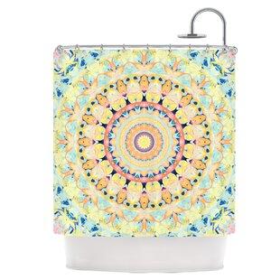flourish shower curtain - Kids Shower Curtain