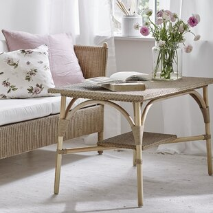Duo Rattan Coffee Table