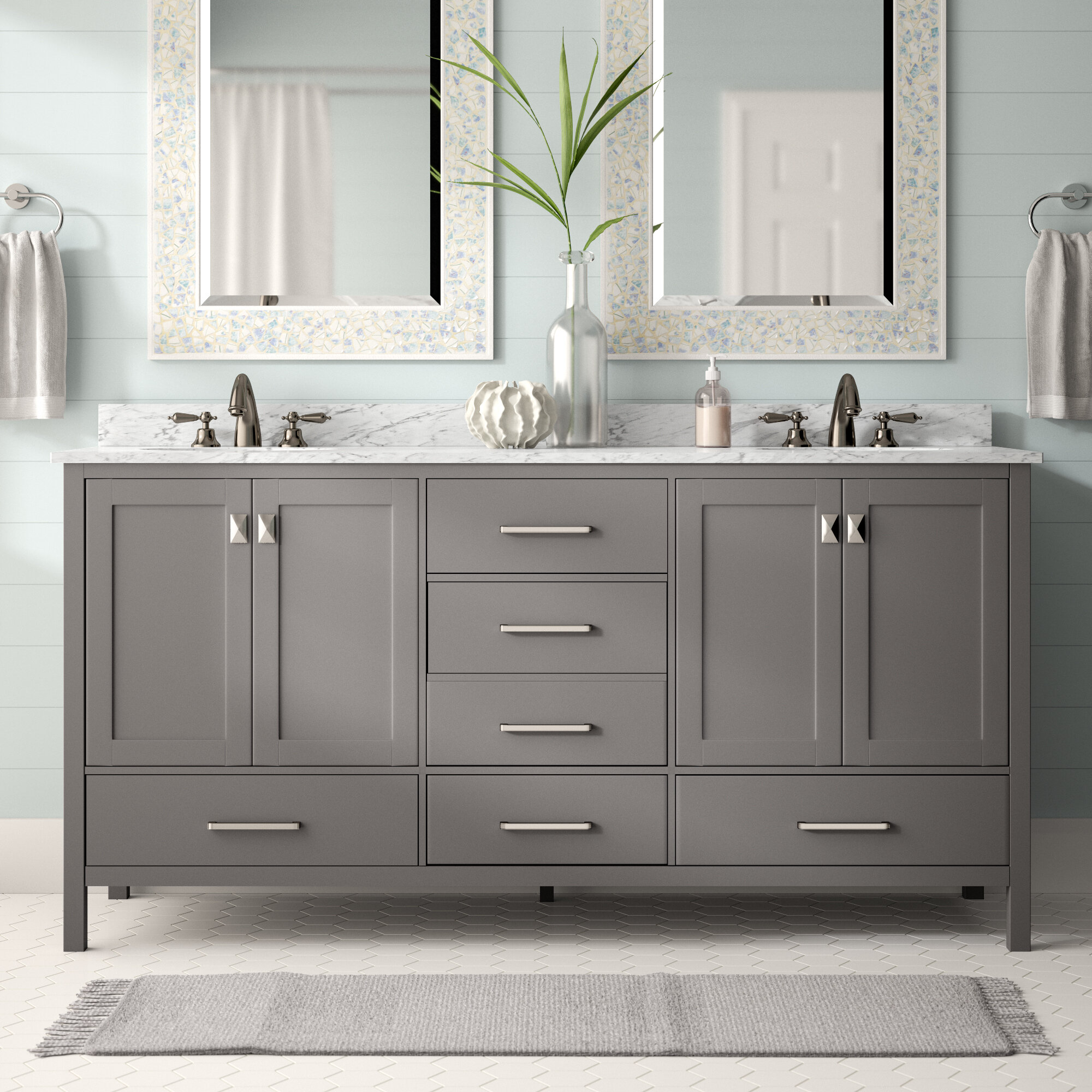 What to Consider In Choosing Bathroom Vanity Tops