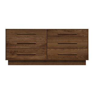 Moduluxe 6 Drawer Double Dresser