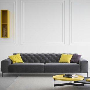 Boston Capitonné Sofa