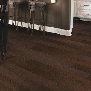 Arbordale Random Width Engineered Oak Hardwood Flooring in Cappuccino