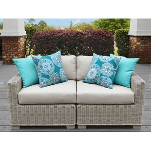 Coast Loveseat with Cushions