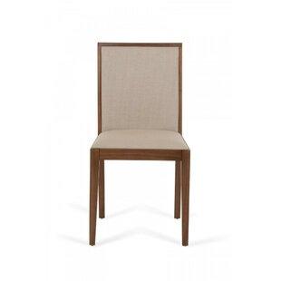Rawtenstall Wooden Parsons Chair by Gracie Oaks