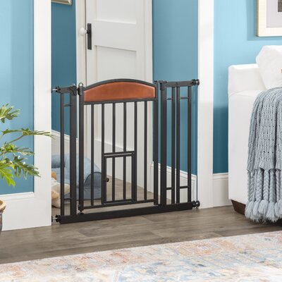 Wall Mounted Pet Gate You Ll Love In 2019 Wayfair