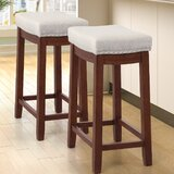 Leatrice 27 Bar Stool (Set of 2) by Alcott Hill®