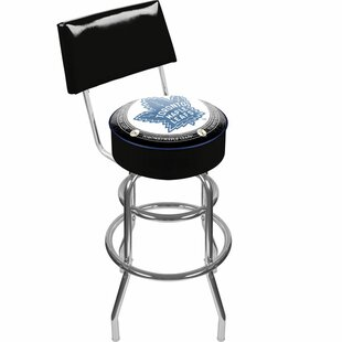 NHL 31 Swivel Bar Stool Trademark Global