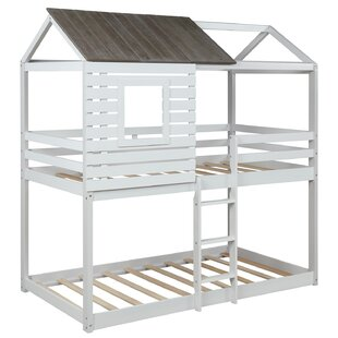 Twin over Twin Bunk Bed by Harper Orchard