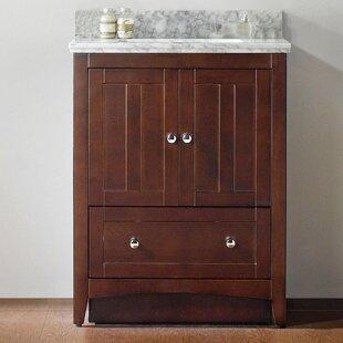 Shaker 30 Single Bathroom Vanity Set by American Imaginations
