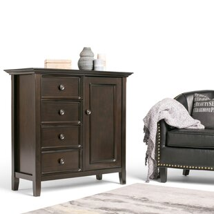 Mccoppin 1 Door Accent Cabinet