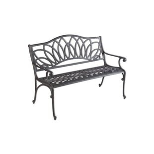 Fullerton Aluminum Garden Bench