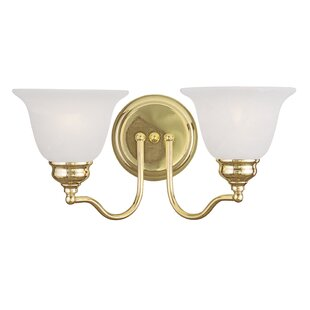 Read Reviews Cicco 2-Light Vanity Light By Charlton Home