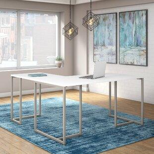 Method L-Shape Credenza desk
