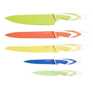 Studio 5 Piece Colored Knife Starter Set