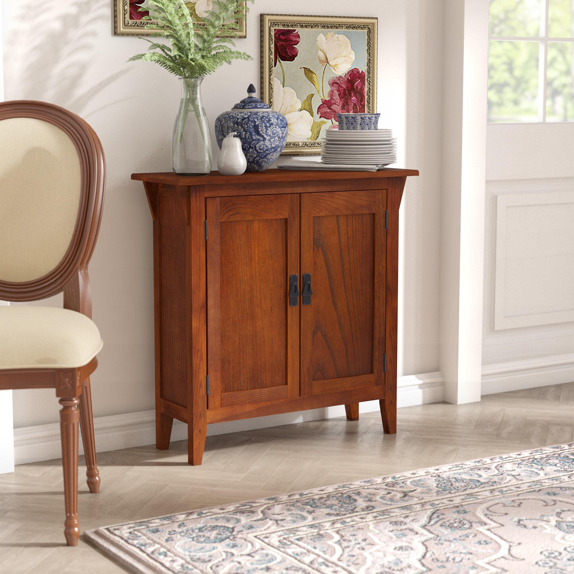 - Charlton Home Wilfredo Foyer 2 Door Accent Cabinet & Reviews Wayfair