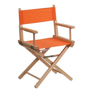 Standard Height Folding Director Chair