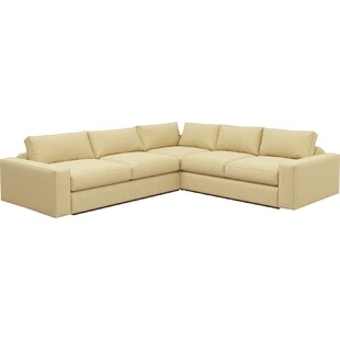 Shop Jackson 104x114 Corner Sectional by TrueModern