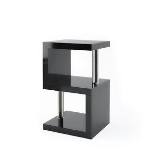 Black high gloss bedside table wayfair search results for black high gloss bedside table watchthetrailerfo