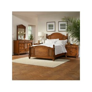Island Manor Panel Bed Island Manor Panel Bed By Braxton Culler