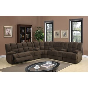 Latitude Run Madison Reclining Sectional Image