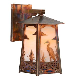 Cephas LED Outdoor Wall Lantern