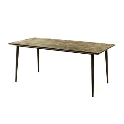 Corrigan Studio Earls Extendable Solid Wood Dining Table Reviews