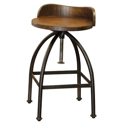 Low Back Wood Bar Stools You Ll Love In 2019 Wayfair