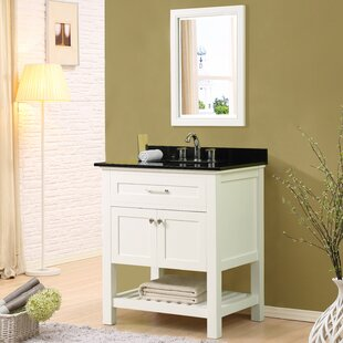 Ferdinand 32 Single Bathroom Vanity Set with Mirror by Latitude Run