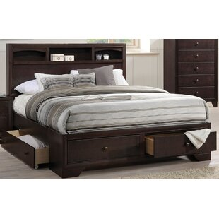 Darius Storage Platform Bed