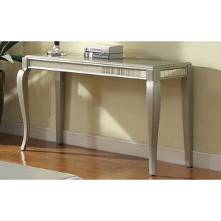 Cranleigh Console Table by Rosdorf Park