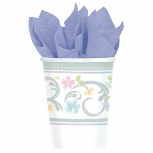 Blessed Day Paper Disposable Every Day Cup (Set of 72)