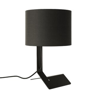 Bender 19 Table Lamp with Drum Shade